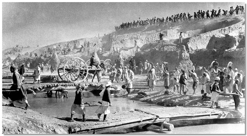 Alpert04 Знаковые фотографии Макса Альперта об истории СССР