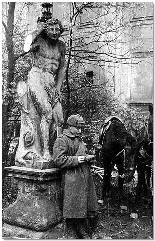 Alpert10 Знаковые фотографии Макса Альперта об истории СССР