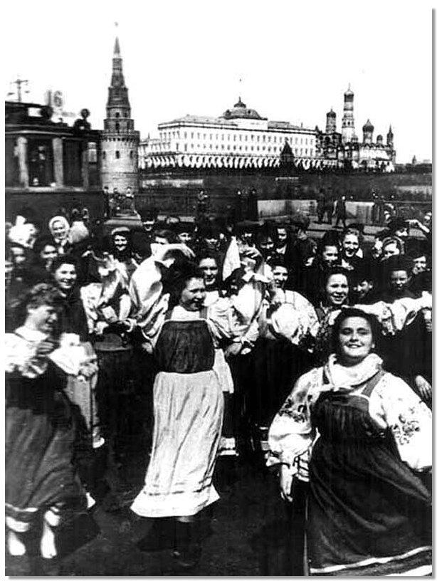 Alpert13 Знаковые фотографии Макса Альперта об истории СССР