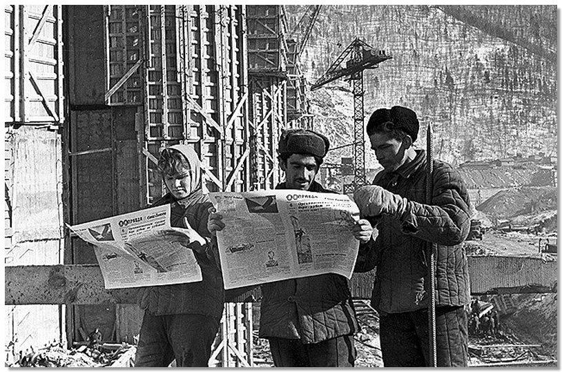 Alpert15 Знаковые фотографии Макса Альперта об истории СССР