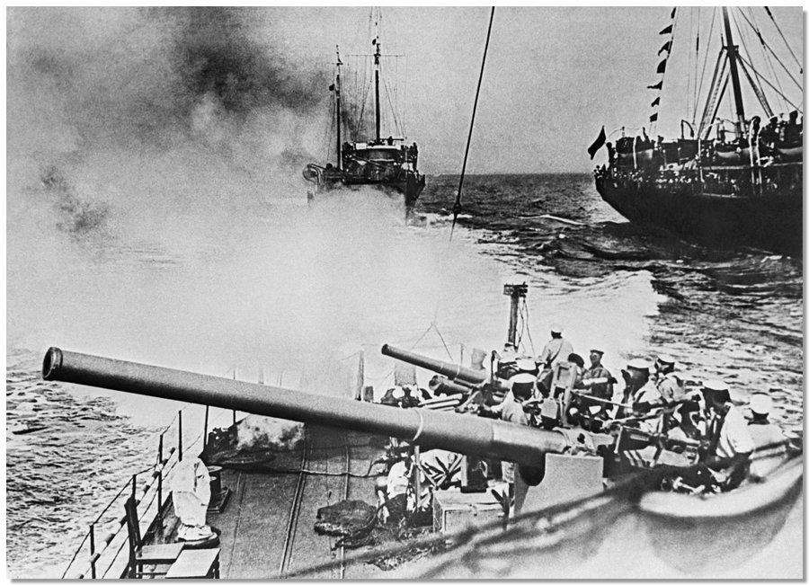 BlackSeaFleet02 История Черноморского флота в фотографиях