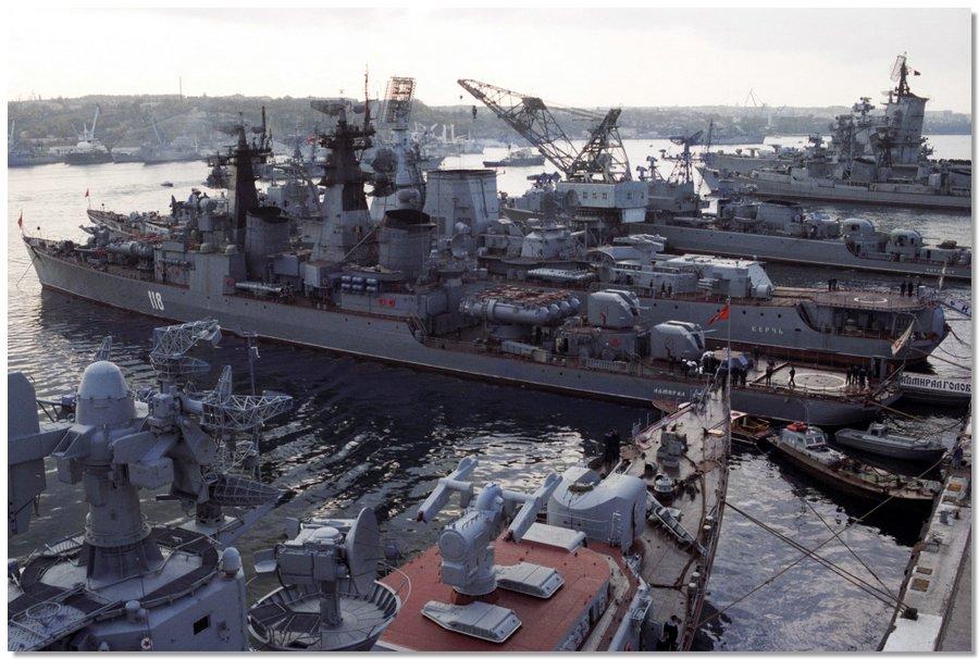 BlackSeaFleet05 История Черноморского флота в фотографиях