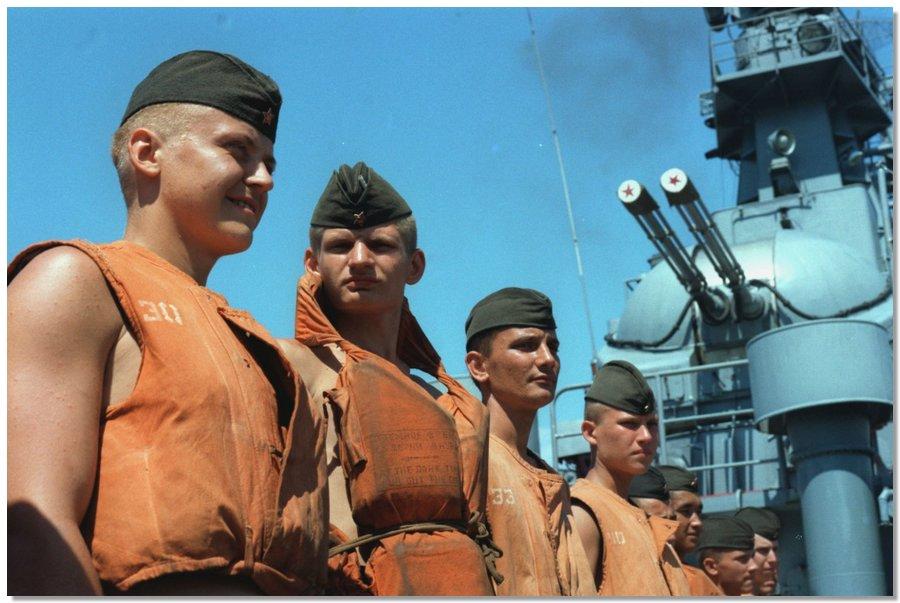BlackSeaFleet10 История Черноморского флота в фотографиях