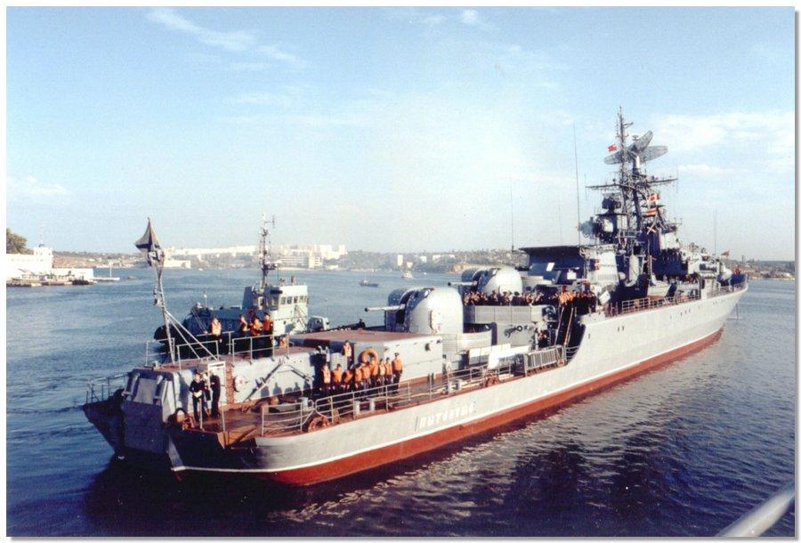 BlackSeaFleet11 История Черноморского флота в фотографиях