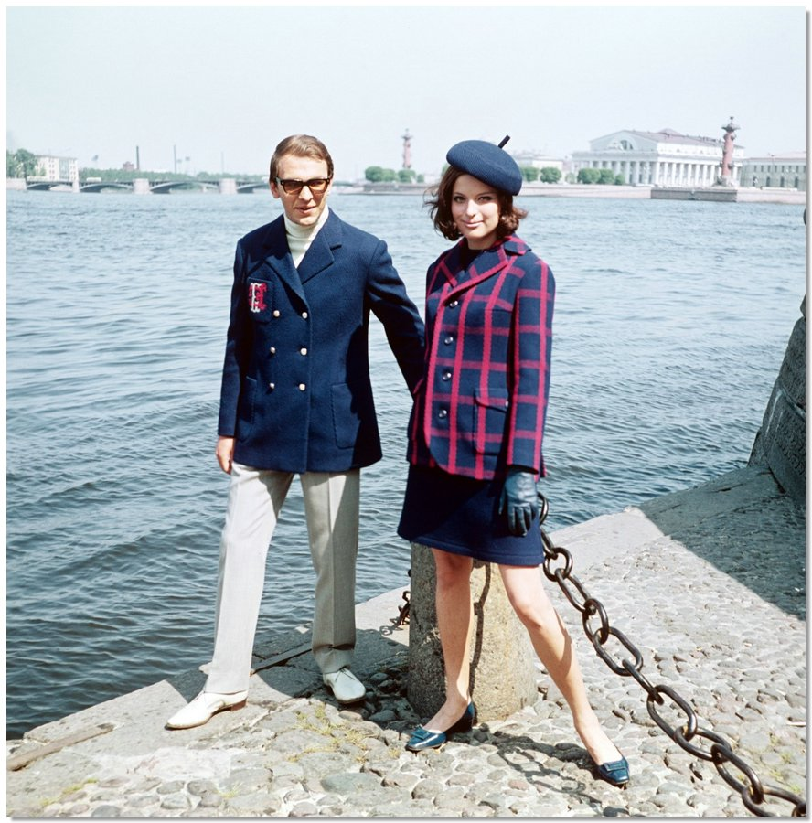sovietfashion02 Советская мода 1960 х, 1970 х и 1980 х годов в фотографиях ЛенТАСС