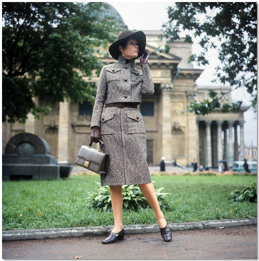 sovietfashion06 Советская мода 1960 х, 1970 х и 1980 х годов в фотографиях ЛенТАСС