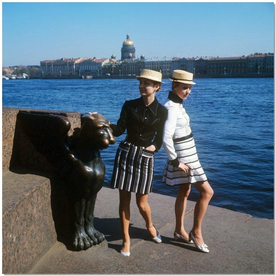 sovietfashion07 Советская мода 1960 х, 1970 х и 1980 х годов в фотографиях ЛенТАСС