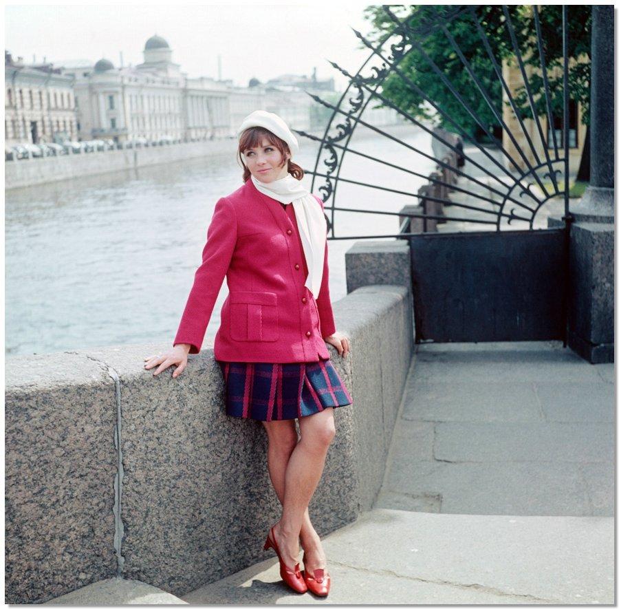 sovietfashion08 Советская мода 1960 х, 1970 х и 1980 х годов в фотографиях ЛенТАСС