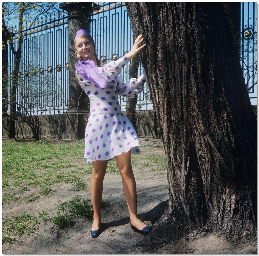 sovietfashion10 Советская мода 1960 х, 1970 х и 1980 х годов в фотографиях ЛенТАСС