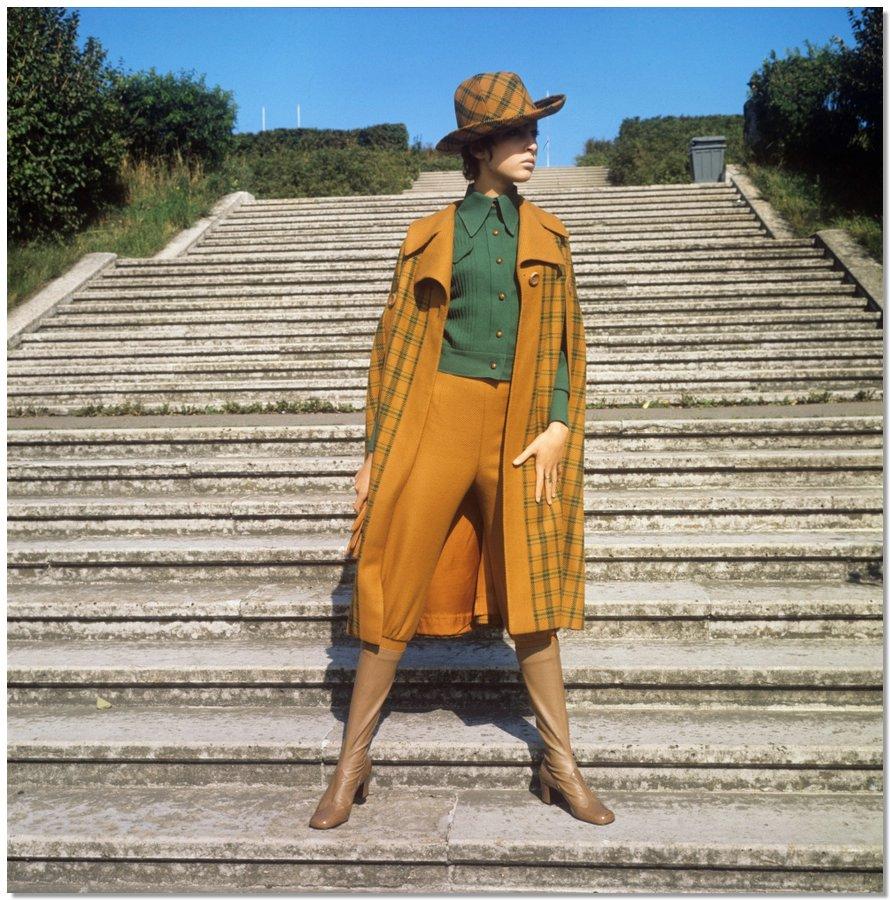 sovietfashion15 Советская мода 1960 х, 1970 х и 1980 х годов в фотографиях ЛенТАСС