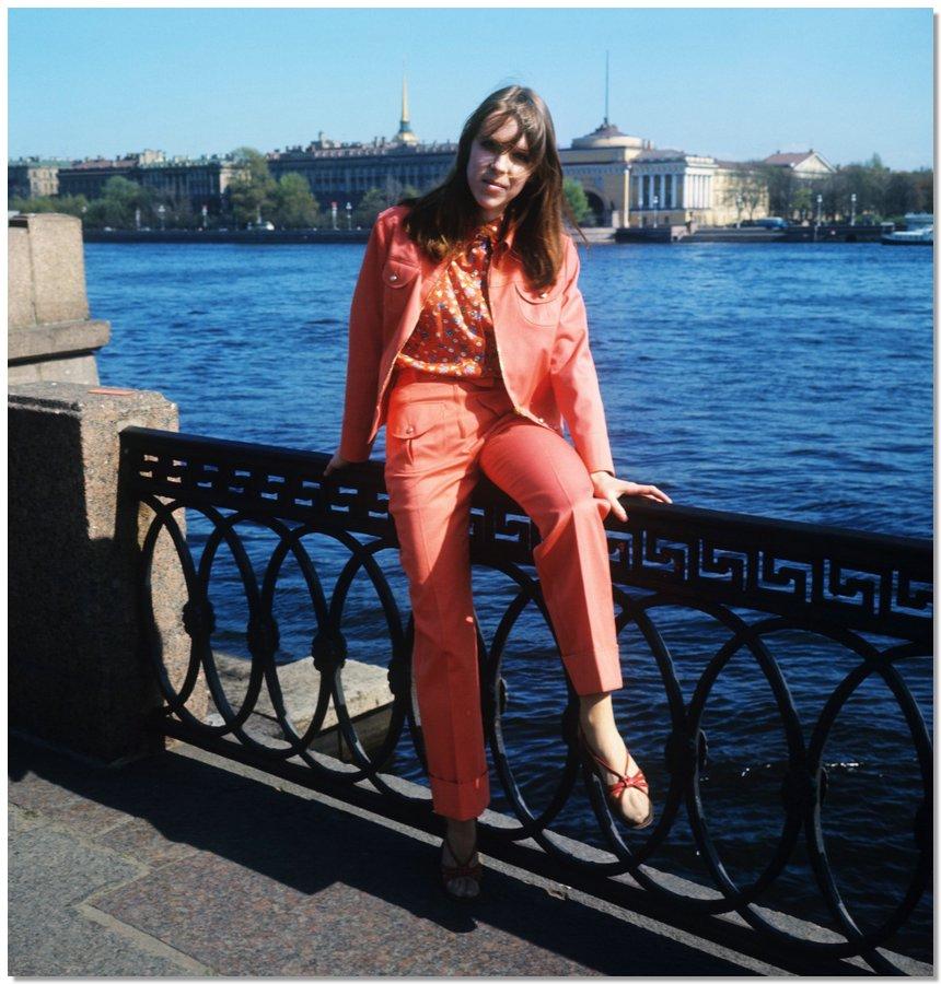 sovietfashion19 Советская мода 1960 х, 1970 х и 1980 х годов в фотографиях ЛенТАСС