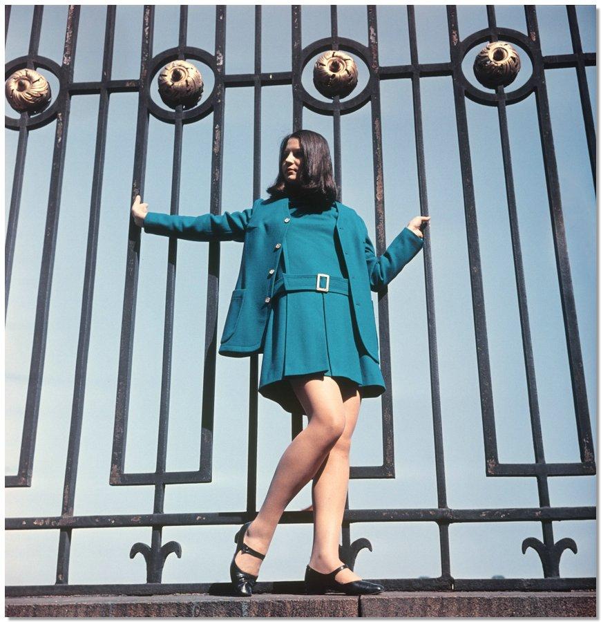 sovietfashion21 Советская мода 1960 х, 1970 х и 1980 х годов в фотографиях ЛенТАСС
