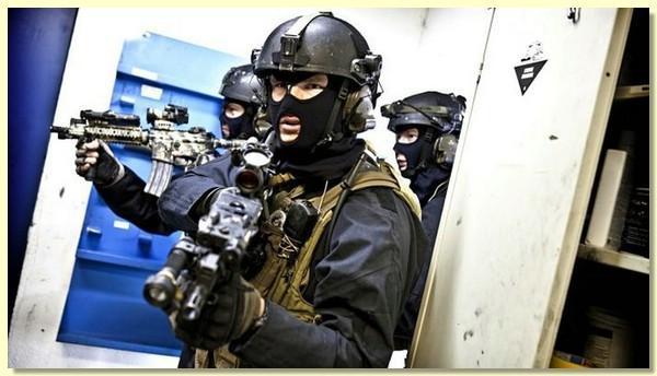 spetsnaz14 Как выглядит спецназ в разных странах
