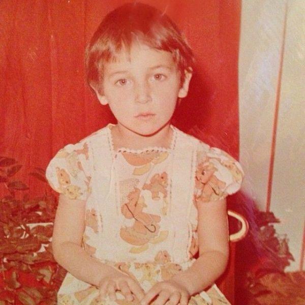childcelebs01 Эстафета детских снимков: как звезды выглядели в юном возрасте