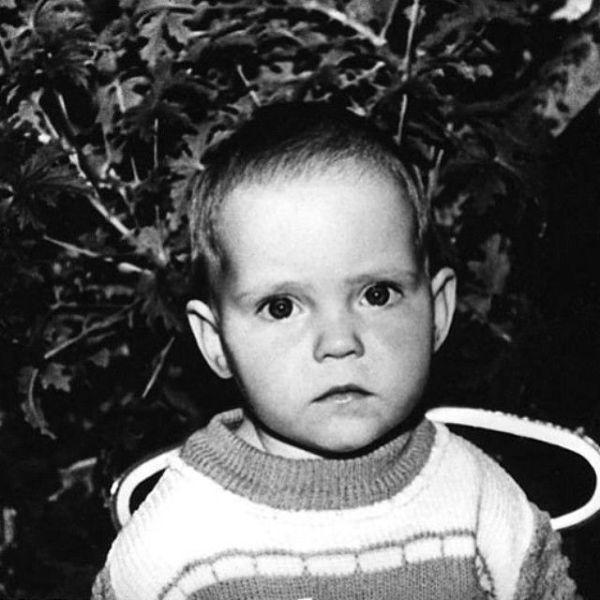 childcelebs08 Эстафета детских снимков: как звезды выглядели в юном возрасте