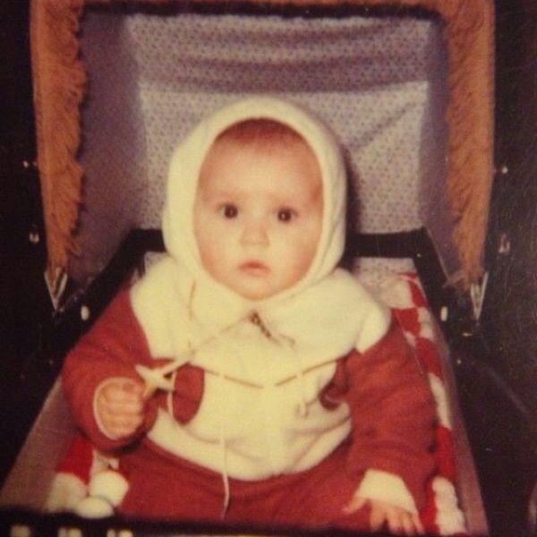 childcelebs10 Эстафета детских снимков: как звезды выглядели в юном возрасте