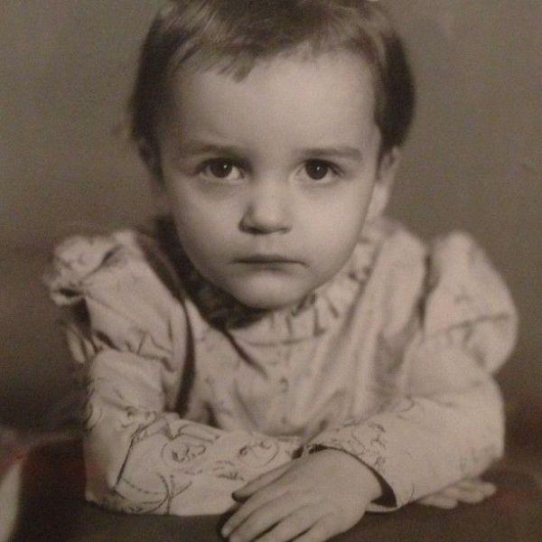 childcelebs14 Эстафета детских снимков: как звезды выглядели в юном возрасте