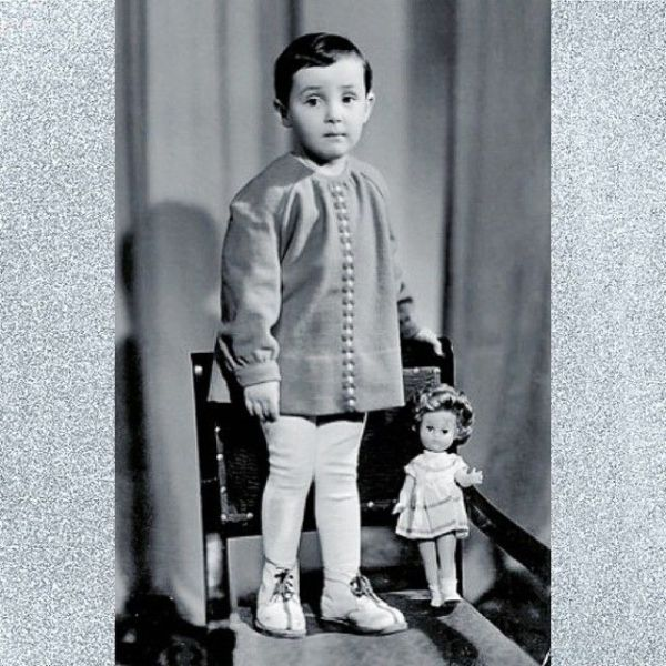 childcelebs22 Эстафета детских снимков: как звезды выглядели в юном возрасте